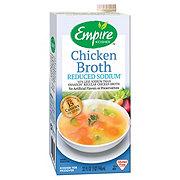 Empire Reduced Sodium Chicken Broth