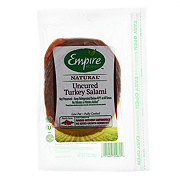 Empire Uncured Turkey Salami