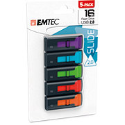 EMTEC 16GB Flash Drive USB