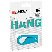 EMTEC Hang Flash Drive 16GB Assorted Colors