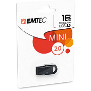 EMTEC Mini Flash Drive 16 GB