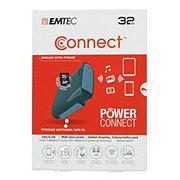 Emtech Power Connect 32GB Wireless Storage