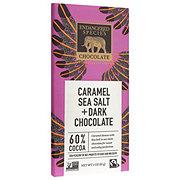 Endangered Species Eagle Caramel Sea Salt & Dark Chocolate 60%
