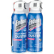Endust for Electronics Compressed Air Duster Safely Cleans Dust & Lint