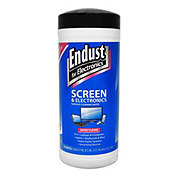 Endust For Electronics Screen Cleaner Anit-Static LCD & Plasma Screen Wipes