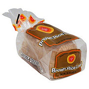 Ener-G Brown Rice Gluten Free Bread Loaf