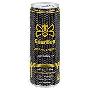 EnerBee Organic Energy Lemon Green Tea