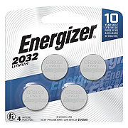 Energizer 2032 Coin Lithium Batteries