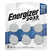 Energizer 2032 Zero Mercury Coin Batteries