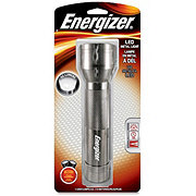 Energizer 2D LED Metal Flash Light