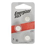 Energizer 357/303 Silver Oxide Batteries