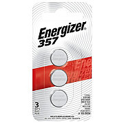 Energizer 357/303 Silver Oxide Button Battery