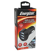 Energizer 5.8 Amp Triple USB Car Charger