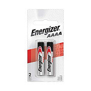 Energizer AAAA Specialty Batteries