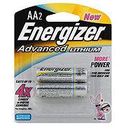 Energizer Advanced Lithium AA Batteries