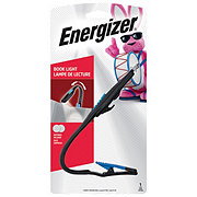 Energizer Clip Book Light for Reading, LED Reading Light for Books and Kindles