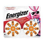 Energizer EZ Turn & Lock Size 13 Hearing Aid Batteries