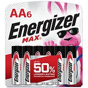 Energizer Max Alkaline AA Batteries