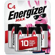 Energizer Max Alkaline C4 Batteries