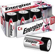 Energizer Max C Family Batteries