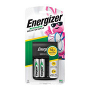 Energizer Recharge Basic Charger for NiMH Rechargeable AA and AAA Batteries