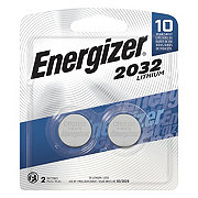 Energizer Watch/Electronic 3V 2032 Batteries