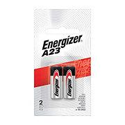 Energizer ZeroMercury Alkaline A23 Batteries