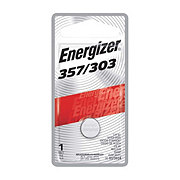 Energizer ZeroMercury Watch Or Electronic 357/303 Battery