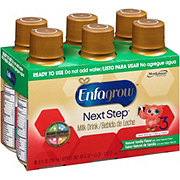 Enfagrow Next Step Ready to Use Vanilla Milk Drink
