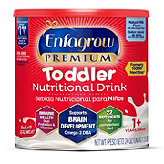 Enfagrow Toddler Next Step Natural Milk Flavor Milk Drink 3 (1-3 Years Old)