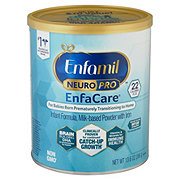 Enfamil EnfaCare Milk-Based Powder With Iron Infant Formula (0-12 Months)