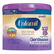 Enfamil Gentlease Infant Formula for Fussiness Gas & Crying Powder