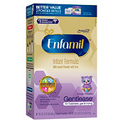 Enfamil Gentlease Infant Formula for Fussiness Gas, & Crying Powder Refill