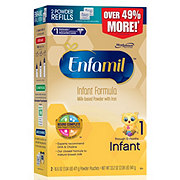 Enfamil Infant Formula Powder Refills