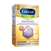 Enfamil Poly-Vi-Sol with Iron Multivitamin Supplement Drops