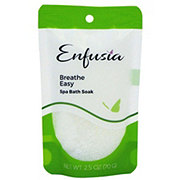 Enfusia Bath Soak Breathe Easy Single Use