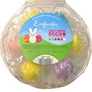 Enfusia Eggbomb Handmade Fizz and Foam Bath Bomb
