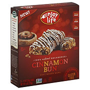 Enjoy Life Cinnamon Bun Soft Baked Bars