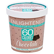 Enlightened Chocolate Ice Cream