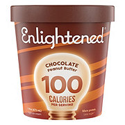 Enlightened Chocolate Peanut Butter Ice Cream