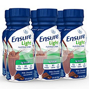 Ensure Active Light Chocolate Nutrition Shake, Chocolate