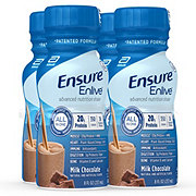Ensure Enlive Advanced Nutrition Shake Milk Chocolate Ready-to-Drink 4 pk