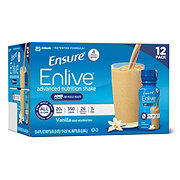 Ensure Enlive Advanced Nutrition Shake, Vanilla