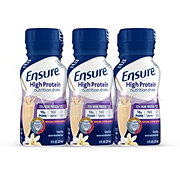 Ensure High Protein Nutrition Shake Vanilla Ready-to-Drink 6 pk