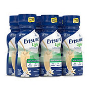 Ensure Light Nutrition Shake Vanilla Ready-to-Drink 6 pk