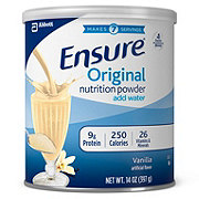 Ensure Original Nutrition Powder Vanilla Shake Mix