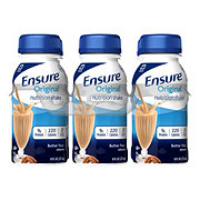 Ensure Original Nutrition Shake Butter Pecan, 6 ct