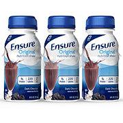 Ensure Original Nutrition Shake Dark Chocolate 6 pk