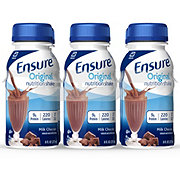 Ensure Original Nutrition Shake Milk Chocolate Ready-to-Drink 6 pk