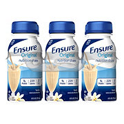 Ensure Original Nutrition Shake Vanilla 6 pk